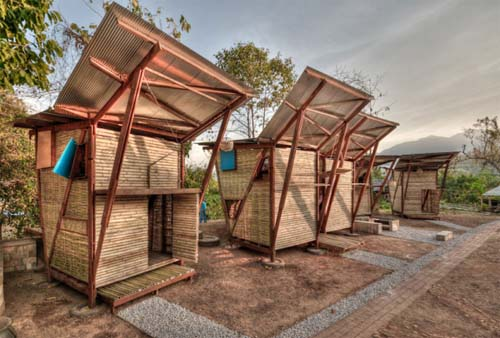 Innovative Sustainable Architecture by TYIN Architects in Thailand