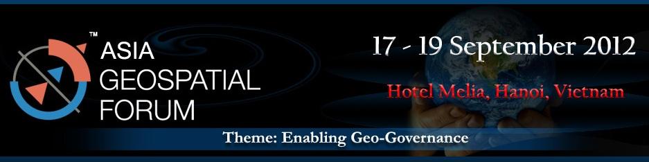 Asia Geospatial Forum
