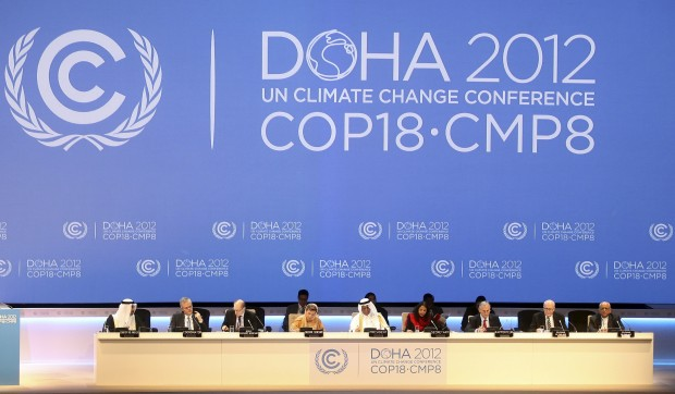 Climate Conference in Doha