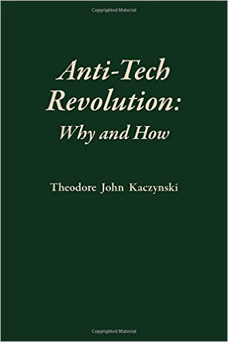 Anti-Tech Revolution: Why and How