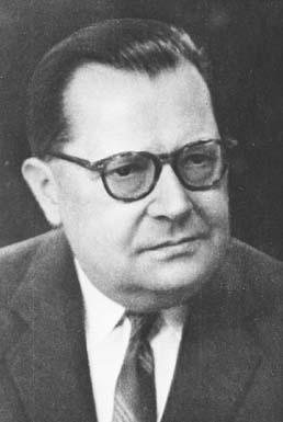 Prof. Dr. Ludwig von Bertalanffy, 1901 - 1972