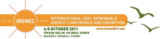 INTERNATIONAL 100% RENEWABLE ENERGY CONFERENCE AND EXHIBITION