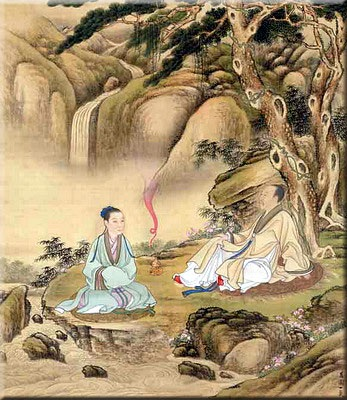 Taoism - the way of balance